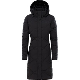 The North Face Miss Metro II Parka Women TNF Black